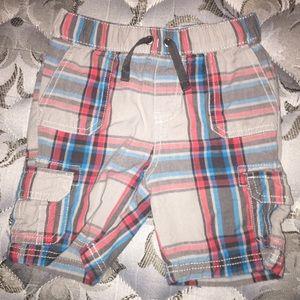 Other - Boys plaid Arizona shorts